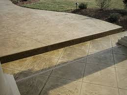 Color Concrete Patio by 14 Best Scofield Concrete Color In Residential Images On Pinterest