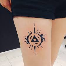 85 mighty triforce tattoo designs u0026 meaning discover the golden