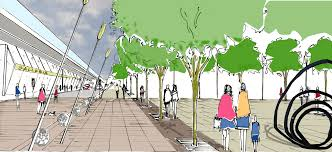 Urban Landscape Design by Sustainable Landscape Architecture Landscape And Urban Design