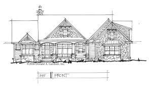 conceptual design 1415 small ranch house plan houseplansblog front