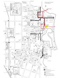 Western Michigan University Campus Map by Research