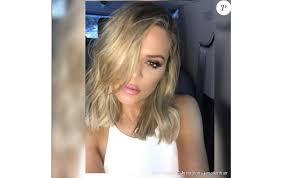 nouvelle coupe de cheveux khloé et sa nouvelle coupe de cheveux photo publiée