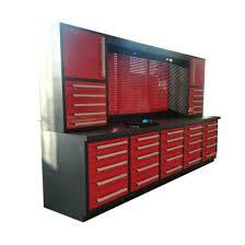 steel garage storage cabinets china 10ft combined steel garage storage cabinet drawer workbench