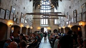 Hogwarts Dining Hall by The Leaky Cauldron At Universal Orlando U0027s Diagon Alley