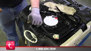 dodge durango fuel filter how to install fuel assembly e7196m in a 2005 2007 dodge