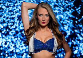 Colts Cheerleader Halloween Costume Cheerleader Week 2016 Mary Kate