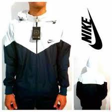 Jual Jaket Nike Parasut jaket nike parasut putih hitam
