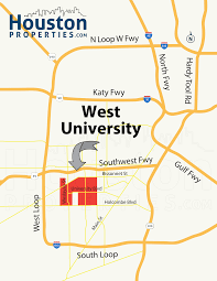 Map Of Dallas Neighborhoods by Paige Martin West University Houston Maps Neighborhood Guide