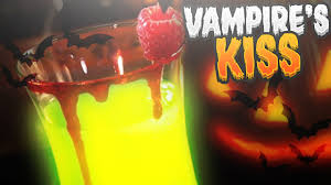 the vampire kiss halloween cocktail youtube