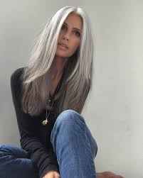 long hair on 66 year old 148 best silver hair images on pinterest white hair going gray
