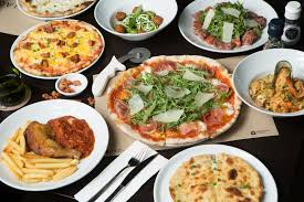 cuisine pizza 100 baht pizzas at ciao pizza water library hospitality