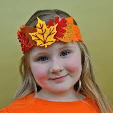 easy diy fall headband make lovely