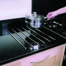 protege plan de travail cuisine accessoires de cuisine jeu 6 reglettes protège plan de travail
