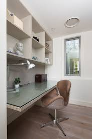 Modern Floating Desk Sydney Modern Floating Desk Home Office Contemporary With Small