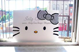 sellzcutethings hello kitty acrylic painting on canvas