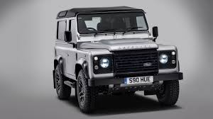 land rover one land rover celebrates its 2 millionth defender with one off
