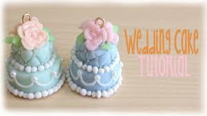 wedding cake tutorial wedding cake polymer clay tutorial