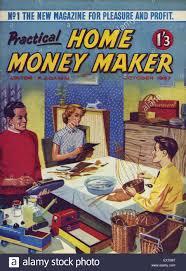 1950s uk home decorating magazine stock photos u0026 1950s uk home