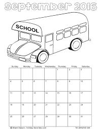 printable september 2016 calendars holiday favorites