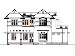 Low Cost House Plans Kerala by Low Cost 3 Bedroom House Plan Kerala Nrtradiant Com