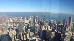 skydeck 103rd floor willis tower chicago il youtube