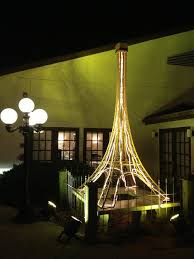 Eiffel Tower Garden Decor The Romantic City Of Light Brought To Our Colorado Events