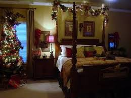 Decorating My Bedroom by 96 Best Christmas Holiday Bedrooms Images On Pinterest Christmas