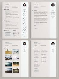 editable resume template 20 free editable cv resume templates for ps ai cv template