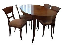 used dining room table butterfly leaf dining tables wayfair town and country extendable