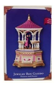 treasures and dreams 3rd in series jewelry box gazebo