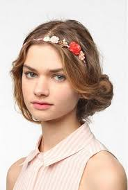 hippie headbands a hippie fashion trend 3 ways to try the flower crown trend without looking too out there