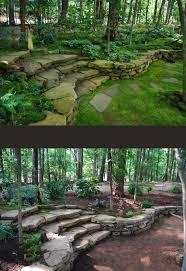 landscape landscaping ideas for backyards that slope the garden