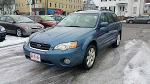 blue subaru outback 2007 2007 subaru outback 2 5i limited in manchester nh union st auto sales