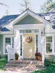 Cottage Front Porch Ideas by 30 Cool Small Front Porch Design Ideas Digsdigs House Projects