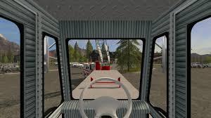 gaz tigr interior seagrave tiller v1 0 fs17 farming simulator 17 mod fs 2017 mod