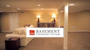 finished basement systems cool home design contemporary on