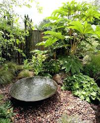 small patio water feature ideas low maintenance water feature