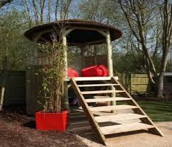Garden Treasures Pergola Gazebo by Gazebo As Tree House Wonderful Project For Your Garden Tree