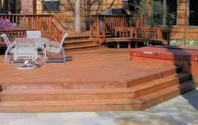 Backyard Deck Ideas How To Design Deck Steps