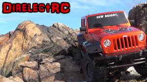 bright rc jeep wrangler rc axial scx10 4x4 with a bright jeep direlectrc