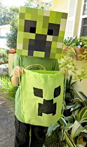 Minecraft Costume How To Make A Minecraft Steve Costume For Less Than 10