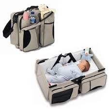 Best Baby Change Table by 3 In 1 Diaper Bag Travel Bassinet Change Bag Multi Purpose 1