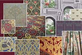 Home Decor Fabrics Historic Period Interior Design And Home Decor New Rare Interior