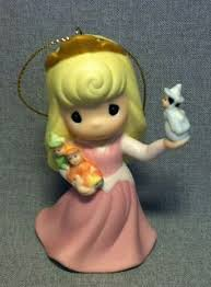 2008 cinderella prince disney precious moments hallmark ornament
