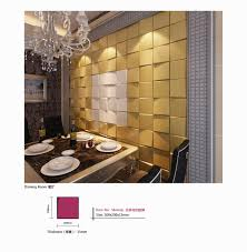 home decor wall panels 20160122173146 20796 jpg 23220020mm china water cube faux leather