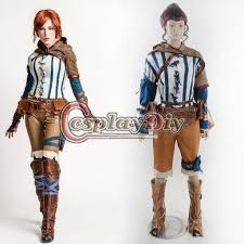 the witcher 3 wild hunt game cosplay costume u0027s halloween