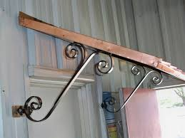 Window Awning Brackets Awnings And Hoods Copper And Aluminum