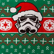 wars christmas wars sweaters exclusive thinkgeek