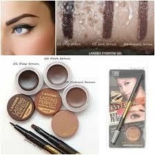 Eyeliner Spidol Murah landbis eyebrow eyeliner gel alis 3in1