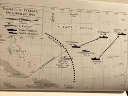 Cuban Map Print The Legend U201d Ethics Again The Cuban Missile Crisis U201cblink